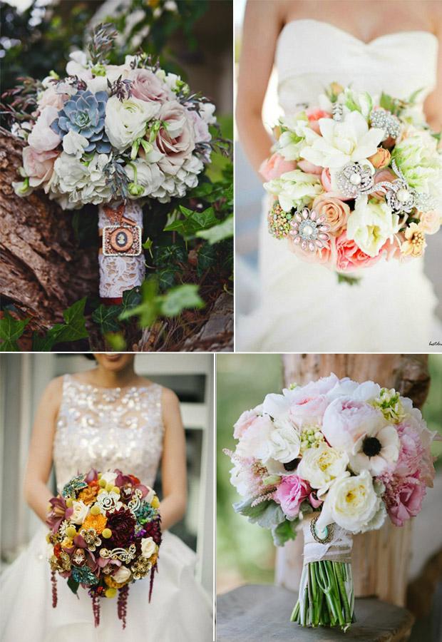 свадебные букеты для невесты 2015