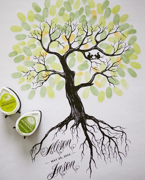шаблон свадебного дерева пожеланий достопримечательность списка