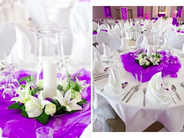 Свадебные украшения своими руками на столы