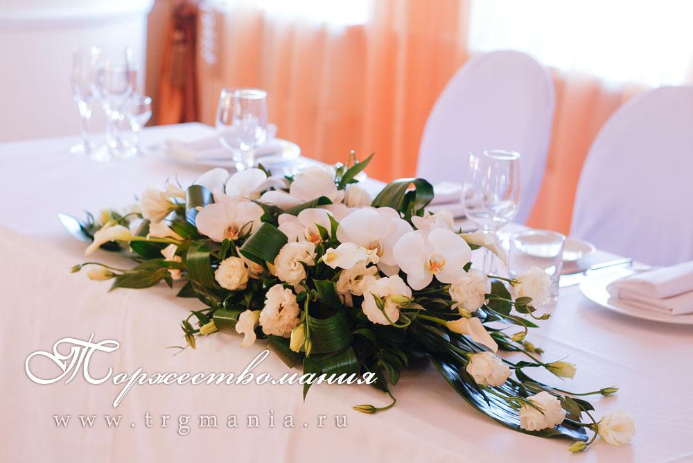 12f57103cdd1923 Оформление свадьбы цветами — ТоржествоМания